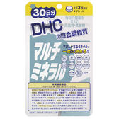DHC綜合礦物質(30日份)
