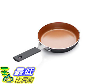 [8美國直購] 陶瓷鍋鈦合金不沾鍋  Gotham Steel Mini Egg Pan with Nonstick Titanium & Ceramic Coating 5.5吋