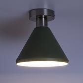 組 - 特力屋萊特 霧銀吸頂壁燈綠金屬燈罩