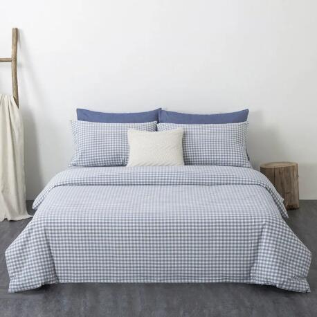全棉水洗棉床單四件套純棉四季款床笠被套宿舍床單三件套