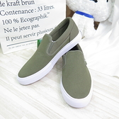 DC MANUAL SLIP 男款 滑板鞋 懶人鞋 運動休閒鞋 300676ARO 軍綠【iSport愛運動】