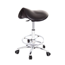 GXG 馬鞍型 工作椅 (電金踏圈款+防刮輪) 型號T05 LUXK
