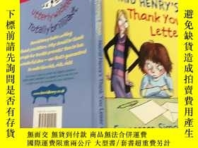 二手書博民逛書店HorridHenry s罕見Thank You Letter:恐怖的感謝信..Y200392