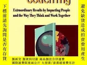 二手書博民逛書店The罕見Masterful Coaching Book-大師級教練手冊Y436638 Robert Harg