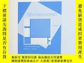 二手書博民逛書店Study罕見Guide To Accompany Macroeconomics-宏觀經濟學導讀Y436638