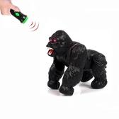 遙控大猩猩黑猩猩隊長金剛模型仿真動物玩具創意整蠱道具男童禮物