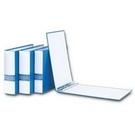 《享亮商城》R1062-A3 藍色 二孔管型夾 立強