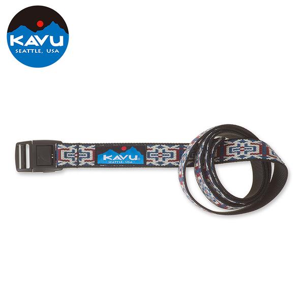 【西雅圖 KAVU】 Burly Belt 休閒皮帶 遺產小徑 #914