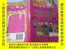 二手書博民逛書店Mates罕見Mysteries Pretty Weird Weirdness:伴侶們神秘莫測Y200392