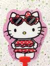 【震撼精品百貨】Hello Kitty 凱蒂貓~凱蒂貓扇子-全身造型#37182