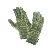 [Mont-Bell] CP100 Print Inner Gloves 手套 #33 深藍 (1118291-33)