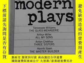 二手書博民逛書店Six罕見Great Modern Plays 英文原版Y998