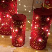 聖誕禮物 迷你房間小彩燈閃燈串燈小燈泡