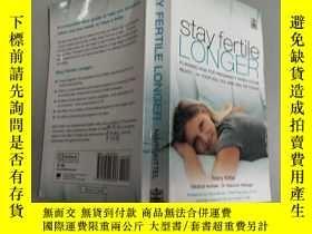 二手書博民逛書店Stay罕見Fertile LongerY326027 Mary(瑪麗·基特爾)、Deborah A. Met