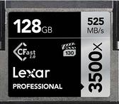 【聖影數位 】Lexar 雷克沙 CF CFast2.0 128G 3500X 讀取525MB/s 寫入445MB/s