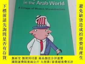 二手書博民逛書店the罕見IIIusion of progress in the arab worldY1613
