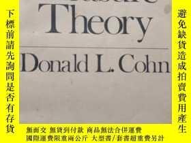二手書博民逛書店Measure罕見Theory( :1341)Y173412 D