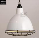 INPHIC- 現代簡約創意網罩鐵藝燈飾簡歐客廳西餐廳吧台臥室個性吊燈_S197C