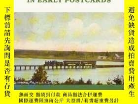 二手書博民逛書店Railroads罕見in Early Postcards: Northern New England (Volu