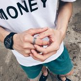 潮人創意戒指男士個性復古麻繩指環霸氣學生【聚寶屋】