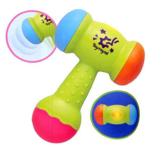 【奇買親子購物網】樂雅 Toy Royal 小槌