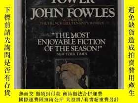 二手書博民逛書店英文原版罕見The Ebony Tower by John Fo