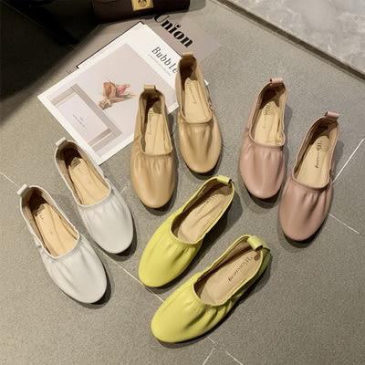 任選2雙788娃娃鞋包鞋舒適簡約素面軟底低跟娃娃鞋包鞋【02S11343】