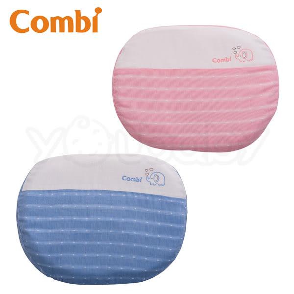 康貝 Combi 和風紗透氣護頭枕
