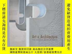 二手書博民逛書店Art&Architecture罕見THE CENTRAL BA