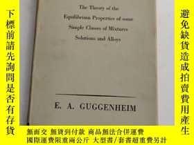 二手書博民逛書店MIXTURES:罕見The Theory of the Equilibrium Properties of so