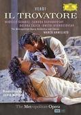 威爾第:歌劇《遊唱詩人》全曲DVD Verdi: Il Trovatore / Armiliato阿瓦瑞茲男高音(音樂影片購)