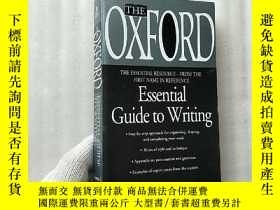 二手書博民逛書店THE罕見OXFORD Essential Guide to W