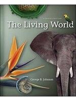 二手書博民逛書店 《The Living World with Olc Card》 R2Y ISBN:0071116028│Johnson