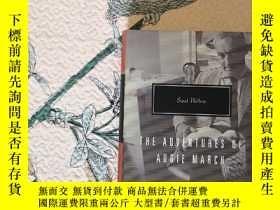 二手書博民逛書店The罕見Adventures Of Augie March 奧吉馬奇歷險記 Saul Bellow 索爾貝婁 e