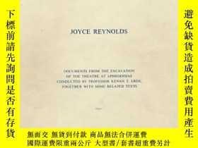 二手書博民逛書店Aphrodisias罕見And Rome (britannia Monograph Series)Y3077