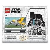 LEGO 星際大戰納布星際戰鬥機筆記本(附組裝顆粒包)
