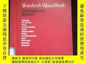 二手書博民逛書店Teacher's罕見Handbook for Supplementary ReadersY16149