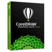 CorelDRAW Graphics Suite 2018 中文 完整版 盒裝