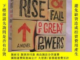二手書博民逛書店THE罕見RISE AND FALL OF THE GREAT
