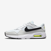 Nike Air Max Sc [CW4555-105] 男鞋 運動 休閒 氣墊 緩震 舒適 復古 經典 穿搭 白 黑