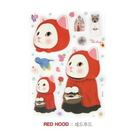 Jetoy, 甜蜜貓 裝飾 貼紙_Red...