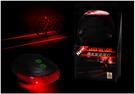 【JIS】B039 LED安全激光尾燈 內附電池 紅色現貨 雙平行線雷射光 自行車 單車