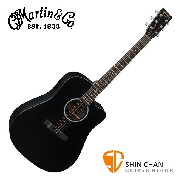 Martin DCXAE BLACK 41吋 可插電 民謠吉他 桶身: D桶【DCXAE-BLACK/電木吉他/台灣總代理/公司貨】