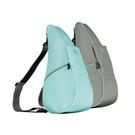 【Healthy Back Bag】雙面水滴單肩側背包-S 雪藍