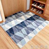 地墊門墊進門門口入戶門腳墊入門門廳地墊訂製家用客廳地毯蹭腳墊YXS  潮流衣舍