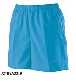 S~XL~零碼特價MIZUNO 美津濃 女 慢跑褲 路跑褲 短褲 口袋 抗紫外線 -J2TB8A2219 水藍 [陽光樂活]