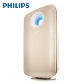 【Philips 飛利浦】PM2.5頂級進化空氣清淨機 AC4374  贈LED迷你情調燈