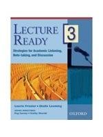 二手書博民逛書店《Lecture Ready 3!: Student Book》
