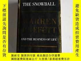二手書博民逛書店THE罕見SNOWBALL: WARREN BUFFETT AN