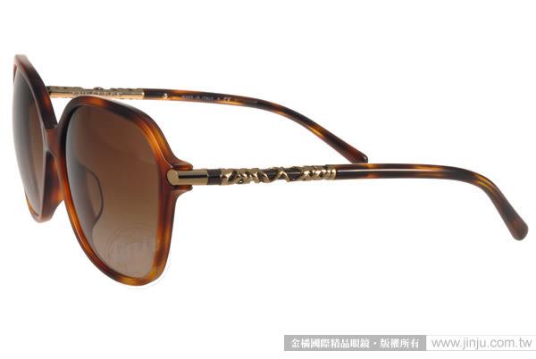 BURBERRY 太陽眼鏡 BU4228F 331613 (琥珀) 簡約別緻百搭款 # 金橘眼鏡